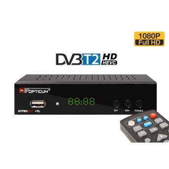 Opticum NYTRO BOX DVB-T2 H.265