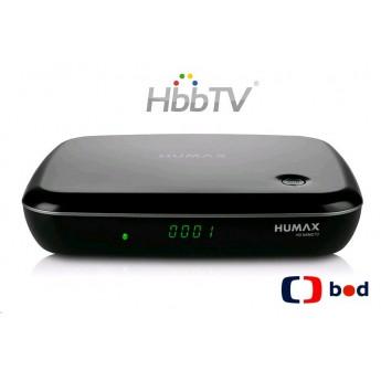 HUMAX NANO T2, DVB-T2, HEVC H.265, HbbTV