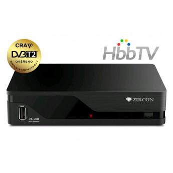 Zircon AIR T2 HbbTV